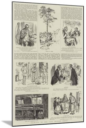 Drawings by the Late Charles Keene-Charles Keene-Mounted Giclee Print