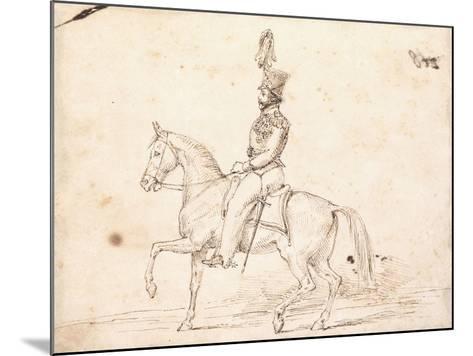 Emperor Pedro 1St, C. 1825-6-Charles Landseer-Mounted Giclee Print