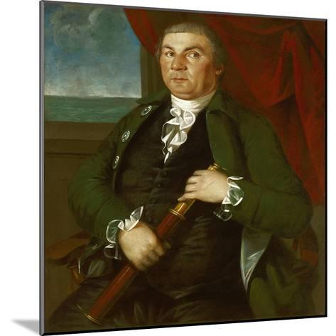 Captain David Coats, C.1775-Christian Gullager-Mounted Giclee Print