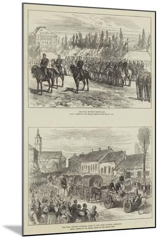 Russo-Turkish War-Charles Robinson-Mounted Giclee Print