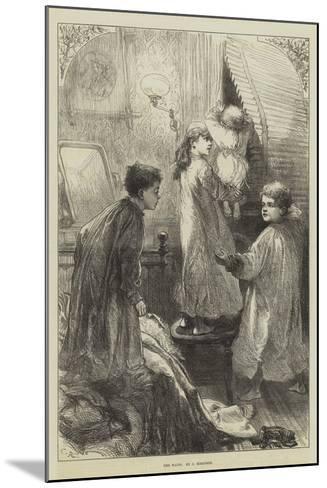 The Waits-Charles Robinson-Mounted Giclee Print