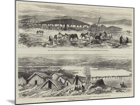 Russo Turkish War-Charles Robinson-Mounted Giclee Print