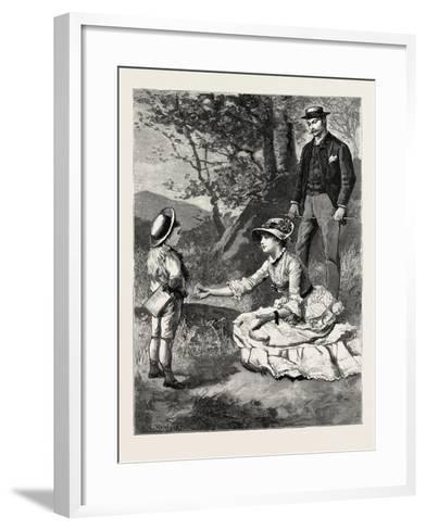 First Person Singular-Charles Stanley Reinhart-Framed Art Print