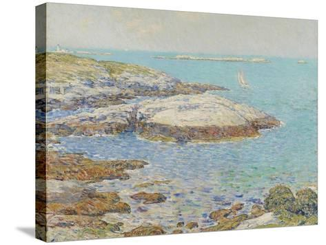 Isles of Shoals, 1899-Childe Hassam-Stretched Canvas Print