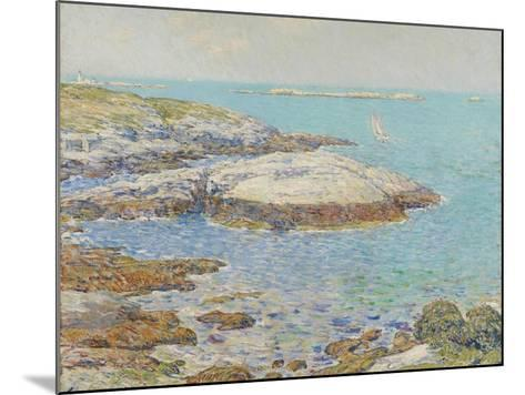 Isles of Shoals, 1899-Childe Hassam-Mounted Giclee Print
