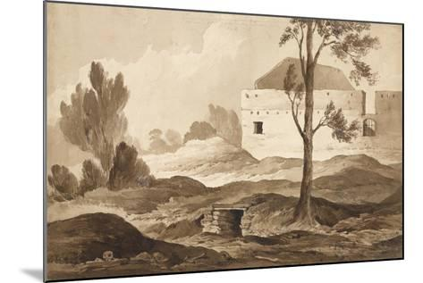 No 9 Farme Du Gourman from the Right', 1815-Denis Dighton-Mounted Giclee Print