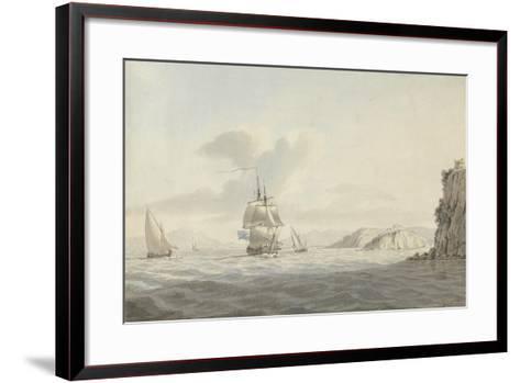 Agropoli-Dominic Serres-Framed Art Print