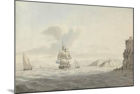 Agropoli-Dominic Serres-Mounted Giclee Print