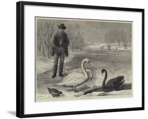 Frozen Out-Ebenezer Newman Downard-Framed Art Print