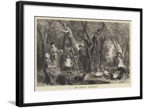 An Apple Orchard-Ebenezer Newman Downard-Framed Art Print