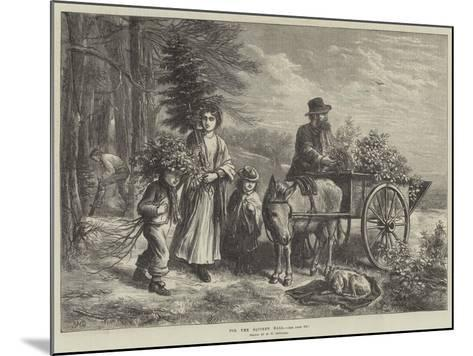 For the Squire's Hall-Ebenezer Newman Downard-Mounted Giclee Print