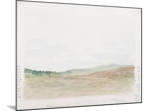C.1916-Daniel Oliver-Mounted Giclee Print
