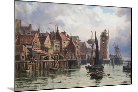 A Bit of Old Shields, 1898-Duncan F. McLea-Mounted Giclee Print
