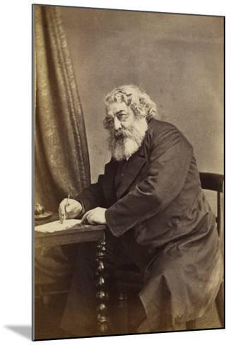 Mark Lemon, C.1868-D. Everest-Mounted Giclee Print