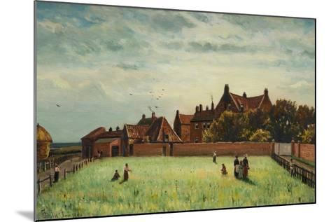 Bents House, 1900-Duncan F. McLea-Mounted Giclee Print