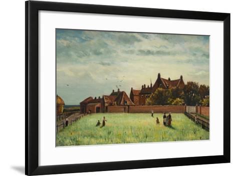 Bents House, 1900-Duncan F. McLea-Framed Art Print