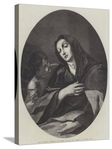 St Teresa-Dirck Van Delen-Stretched Canvas Print