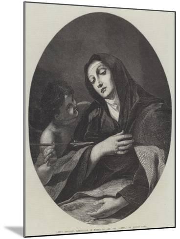 St Teresa-Dirck Van Delen-Mounted Giclee Print