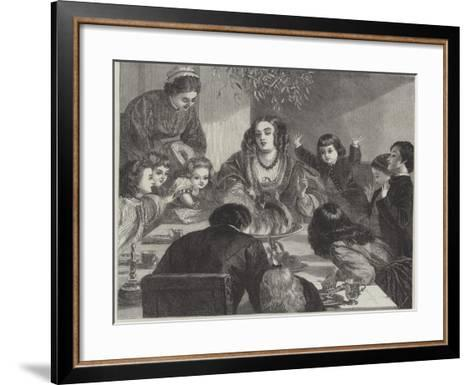 The Crown of the Feast-Edgar Melville Ward-Framed Art Print