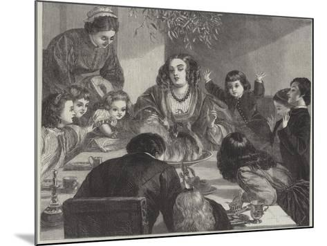 The Crown of the Feast-Edgar Melville Ward-Mounted Giclee Print