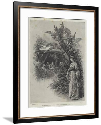 They Were Married-Davidson Knowles-Framed Art Print