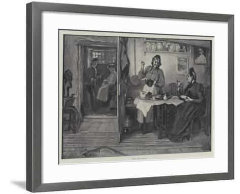 Love and Gossip-Davidson Knowles-Framed Art Print