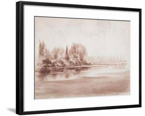 C.1916-Daniel Oliver-Framed Art Print