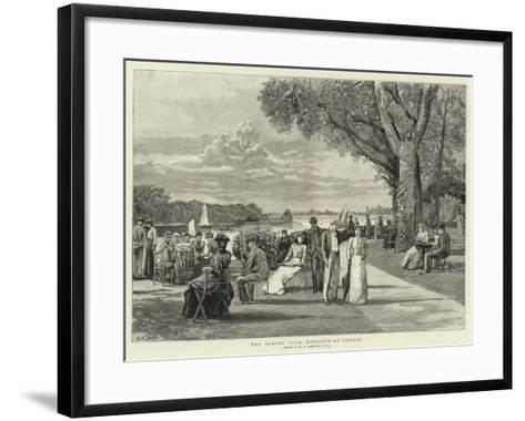The Albany Club, Kingston-On-Thames-Edward Killingworth Johnson-Framed Art Print