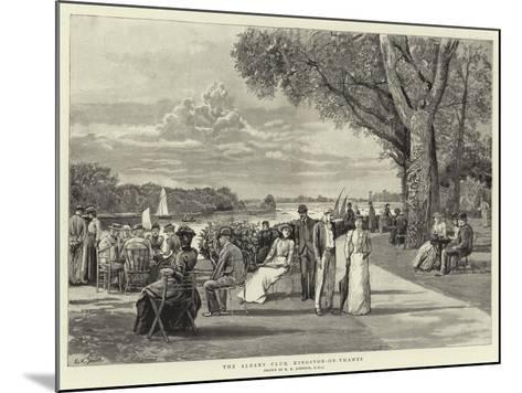 The Albany Club, Kingston-On-Thames-Edward Killingworth Johnson-Mounted Giclee Print