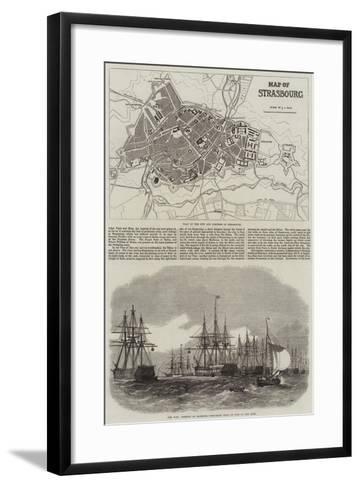 Franco-Prussian War-Edwin Weedon-Framed Art Print