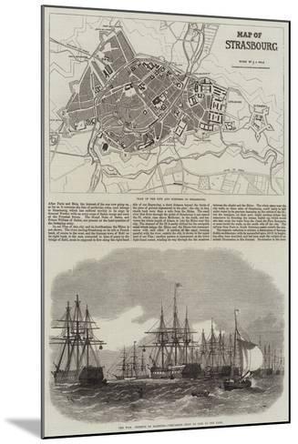 Franco-Prussian War-Edwin Weedon-Mounted Giclee Print