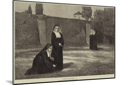 Easter-Edwin Bale-Mounted Giclee Print