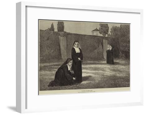Easter-Edwin Bale-Framed Art Print