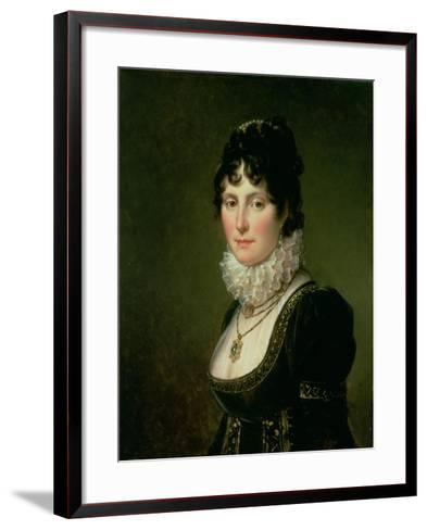 Mary Nisbet, Countess of Elgin, C.1804-Francois Pascal Simon Gerard-Framed Art Print
