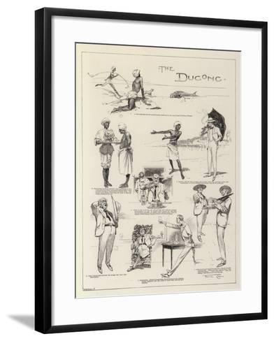 The Dugong-Frank Craig-Framed Art Print