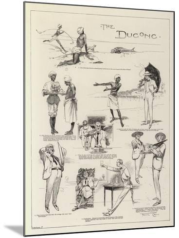 The Dugong-Frank Craig-Mounted Giclee Print