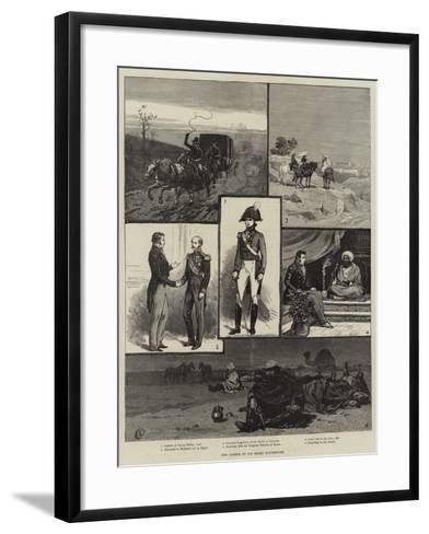 The Career of Sir Moses Montefiore-Frank Dadd-Framed Art Print