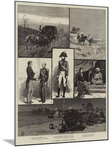 The Career of Sir Moses Montefiore-Frank Dadd-Mounted Giclee Print