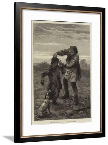 Holding the Mirror Up to Nature-Frank Dadd-Framed Art Print