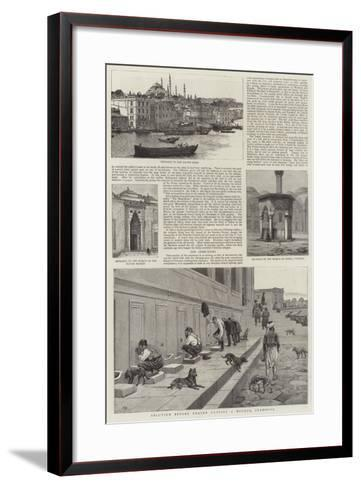 Constantinople Illustrated-Frank Dadd-Framed Art Print