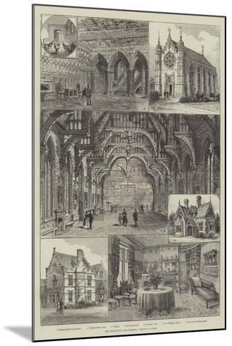 The Holloway Sanatorium, Virginia Water-Frank Watkins-Mounted Giclee Print