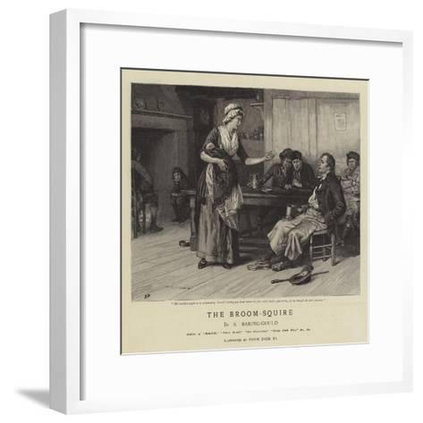 The Broom-Squire-Frank Dadd-Framed Art Print