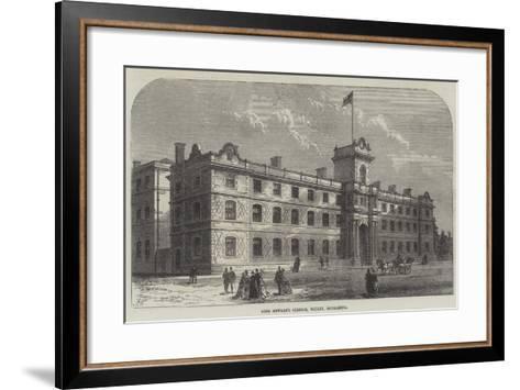 King Edward's Schools, Witley, Godalming-Frank Watkins-Framed Art Print