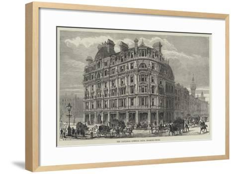 The National Liberal Club, Charing-Cross-Frank Watkins-Framed Art Print