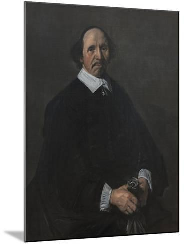 Portrait of a Man, C. 1655-60-Frans Hals-Mounted Giclee Print