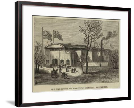 The Exhibition of Scientific Industry, Manchester-Frank Watkins-Framed Art Print