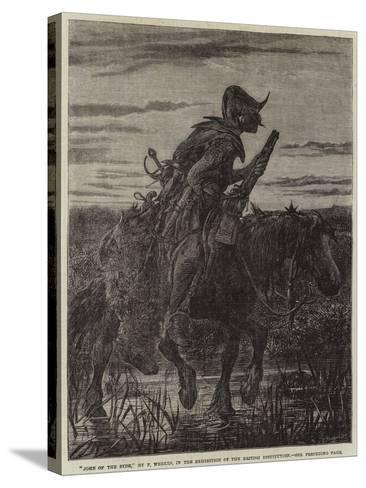 John of the Syde-Fred Weekes-Stretched Canvas Print