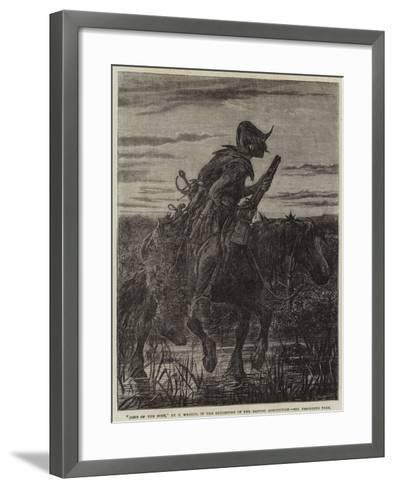 John of the Syde-Fred Weekes-Framed Art Print