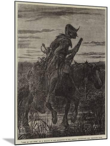 John of the Syde-Fred Weekes-Mounted Giclee Print