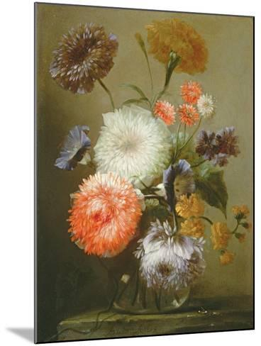 Still Life of Flowers, 1699-Franz Werner Tamm-Mounted Giclee Print